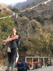 My trekking pal